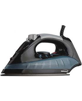 Brentwood MP1-62 Steam/Dry Iron, Black