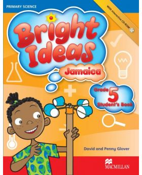 Bright Ideas Jamaica Grade 5 Student's Book by David & Penny Glover