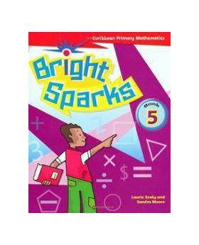 Bright Sparks : Caribbean Primary Mathematics Grade 5 Workbook