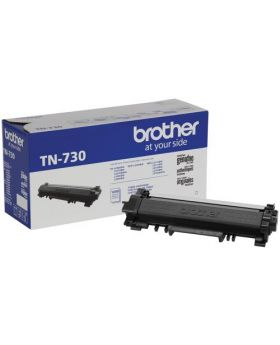 Brother Standard Toner TN730 Black 1 Pack