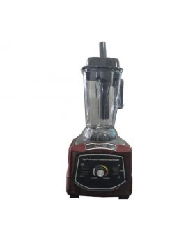 Black Star Commercial Blender