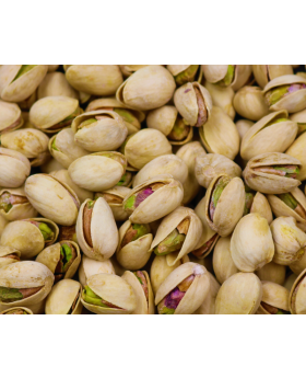 Bulky Foods JA - 100% Organic Pistachios 1 lb