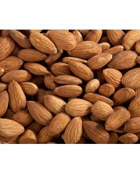 Bulky Foods JA - 100% Organic Whole Almonds 1lb.