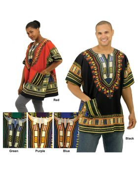 Traditional Dashiki for Him and Her