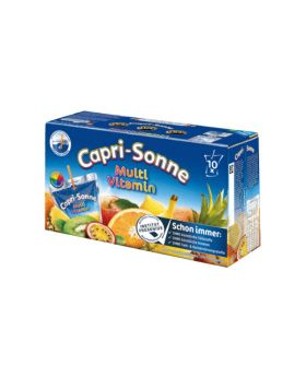 Capri-Sun Drink 200 ml 10 Pack