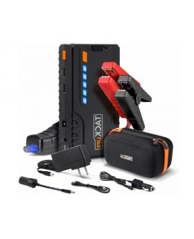 Car Jump Starter (up to 7.0L Gas, 5.5L Diesel Engine) with Long Standby, Quick Charge, 12V Auto Battery Booster, Portable – 800A Peak 18,000mAh