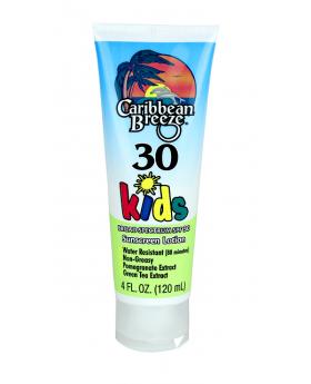 Caribbean Breeze Spf 30 Kids Sunscreen Lotion
