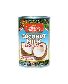 Caribbean Dreams Coconut Milk (Tin) 400ml