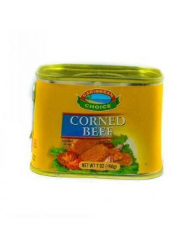 Caribbean Choice Corned Beef 198G