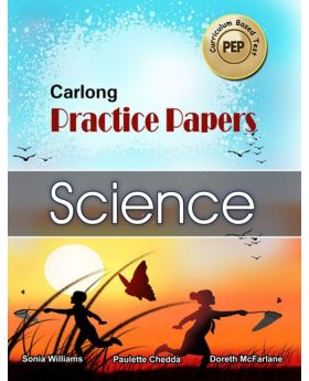 Carlong Practice Paper Science by Williams, Chedda, McFarlane