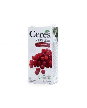 Ceres 100% Juice Red Grape 1 Litre