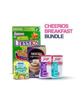 Cheerios Breakfast Bundle