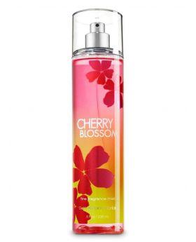 Bath and Body Works Cherry Blossom Fine Fragrance Mist 8 Fl.Oz