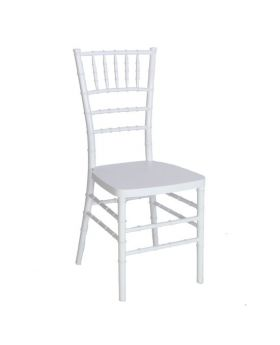 Chiavari Chair-White