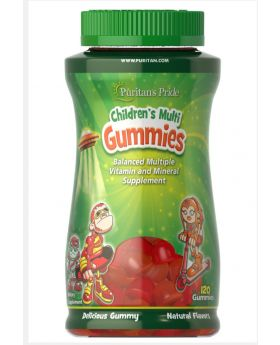 Children's Multivitamins & Mineral Gummies 120