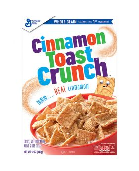 Cinnamon Toast Crunch 340g/12 Oz.