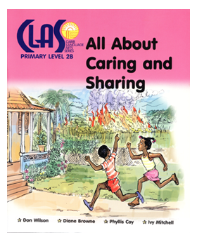 Caribbean Language Arts Series: All About Caring and Sharing Primary Level 2B