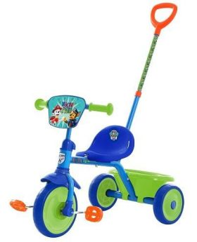 Paw Patrol Boy Classic Tricycle