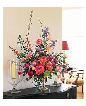 Classic Spring Bouquet Floral Arrangement