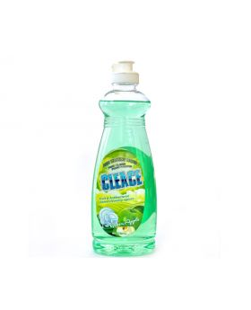 Cleace Dishwashing Liquid Green Apple 300g