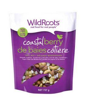 WildRoots Coastal Berry Blend Trail Mix 737 g