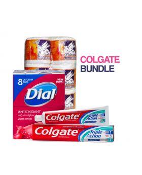 Colgate Clean & Fresh Bundle