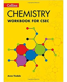 Collins Chemistry Workbook for CSEC by Anne Tinadale