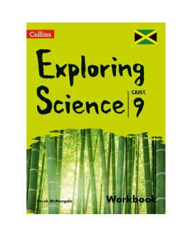 Collins Exploring Science Grade 9 Workbook for Jamaica By Derek McMonagle
