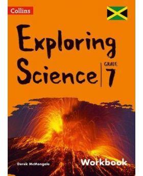 Collins Exploring Science Workbook Grade 7 for Jamaica By Derek McMonagle
