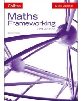 Collins Skills Booster: Maths Frameworking 3rd Edition by Chris Pearce