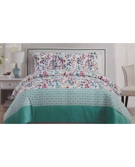 Victoria Classics Timeless 4 Pieces Queen Comforter Set