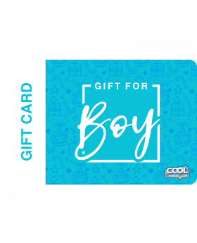 Gift For Boy Christmas Gift Certificate $2,000 - $5,000