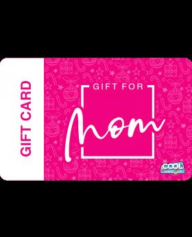 Gift For Mom Christmas Gift Certificate $2,000 - $5,000