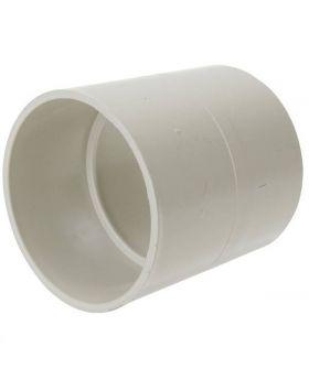 1/2 Couplin (PVC)
