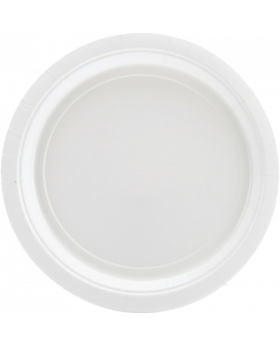 "Covebay 6"" Paper Plates 4 Packs of 60 Count"