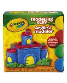 Crayola 570300 Modeling Clay