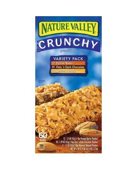 Nature Valley Crunchy Granola Bars - 30 ct.