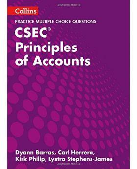 Collins Practice Multiple Choice Questions CSEC Principles of Accounts by Dyann Barras Et al