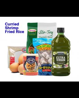 Curried Shrimp Fried Rice Recipe Bundle