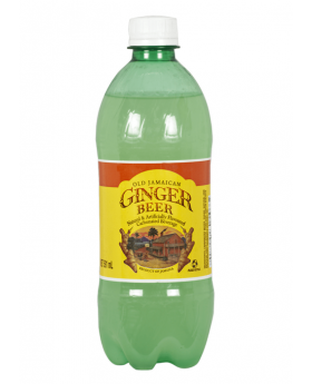D&G Old Jamaican Ginger Beer 20 Oz. 24 Case