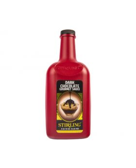 Dark Chocolate Gourmet Sauce, 64 Oz. Bottle