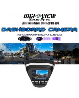 Dashboard Camera HD