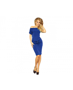 Day Dress Blue