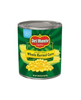Del Monte Whole Kernel Corn #10 106oz
