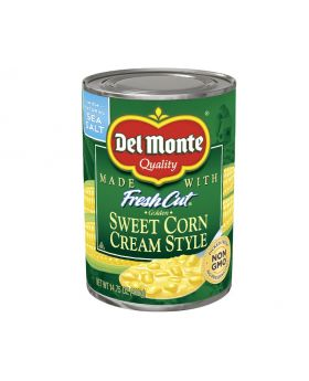 Delmonte Sweet Corn Cream Style 14.7 oz