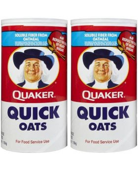 Quaker Quick Oats 2/42oz