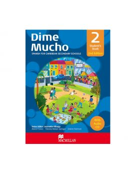 Dime Mucho Student's Book 2 2nd Edition by Jeannette Allsop et al