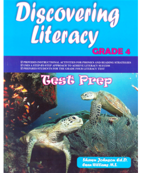 Discovering Literacy Grade 4