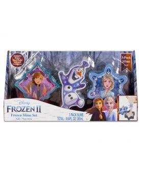 Disney Frozen 2 3-Pack Frozen Slime Set