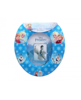 Disney Frozen Soft Padded Toilet Training Seat